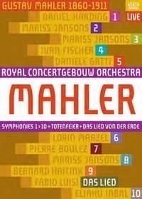 Mahler: Symphonies 1-10, Totenfeier & Das Lied von der Erde