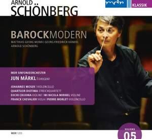 Schoenberg: Barock Modern