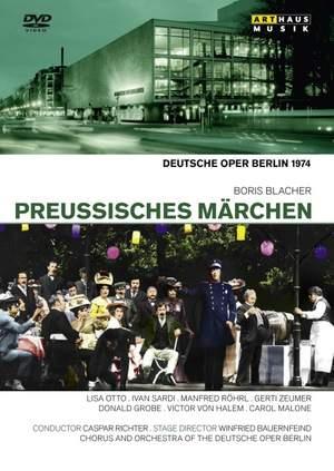 Blacher: Preussisches Märchen