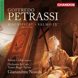 Petrassi: Magnificat & Psalm IX