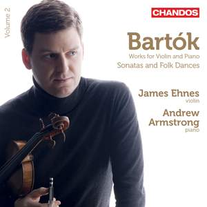 Bartók: Works for Violin and Piano Volume 2