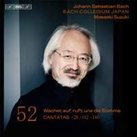 Bach - Cantatas Volume 52