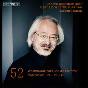Bach - Cantatas Volume 52 Product Image