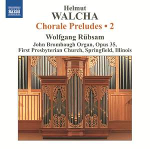 Walcha: Chorale Preludes, Volume 2 Product Image