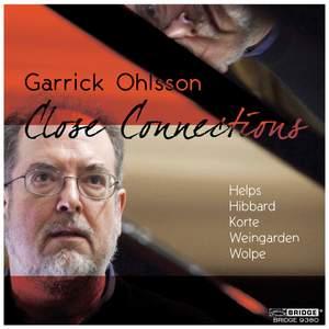 Garrick Ohlsson: Close Connections