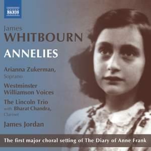 Whitbourn: Annelies (Chamber Version)