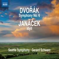 Dvorak Symphony No. 6 & Janáček Idyll