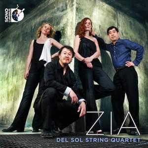 Zia: Del Sol String Quartet Product Image