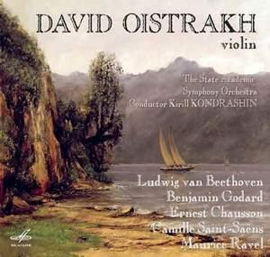 David Oistrakh: Selected Recordings