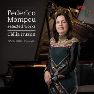 Mompou: Piano Solo Vol. 1