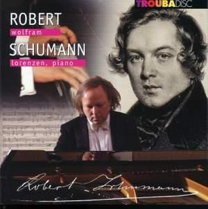 Schumann: Faschingsschwank aus Wien, Fantasiestucke & Etudes Symphoniques Product Image