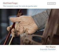 Gottfried Finger: The Complete Music for Viola da Gamba Solo