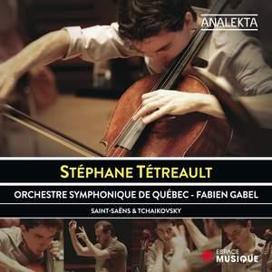 Saint-Saëns & Tchaikovsky: Works for Cello & Orchestra