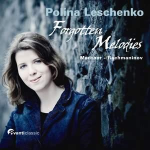 Polina Leschenko: Forgotten Melodies Product Image