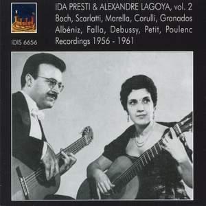 Presti & Lagoya Studio Recordings Volume 2 (1956/61)