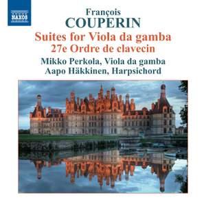 F. Couperin: Suites for Viola da gamba