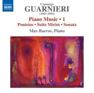 Mozart Camargo Guarnieri: Piano Music, Vol. 1