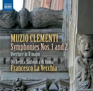 Clementi: Symphonies Nos. 1 & 2