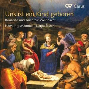 Baroque Concertos & Arias for Christmas