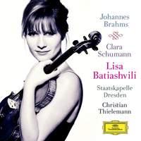 Lisa Batiashvili plays Brahms & C. Schumann