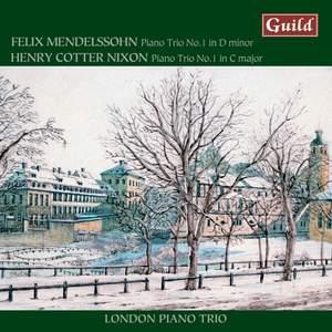 Mendelssohn & Cotter Nixon: Piano Trios