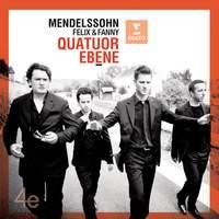 Quatuor Ebène play Felix and Fanny Mendelssohn