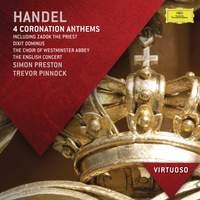 Handel: Coronation Anthems & Dixit Dominus