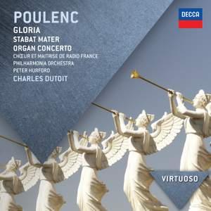 Poulenc: Gloria, Stabat Mater & Organ Concerto Product Image