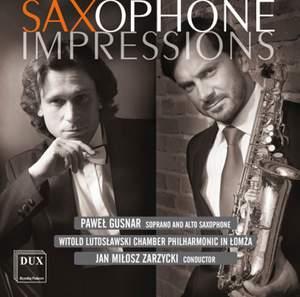 Saxophone Impressions