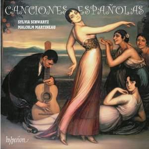 Canciones españolas Product Image