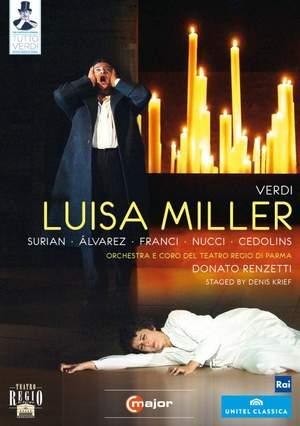 Verdi: Luisa Miller Product Image