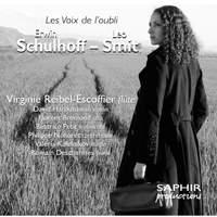 Schulhoff & Smit: Les Voix de l'oubli (The Forgotten Voices)