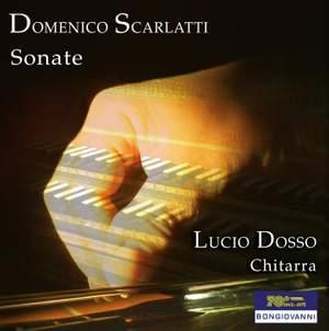 Domenico Scarlatti: 12 Sonatas (arr. for guitar)