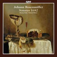 Rosenmüller: Sonatas 1682