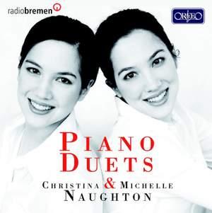 Piano Duets: Christina & Michelle Naughton