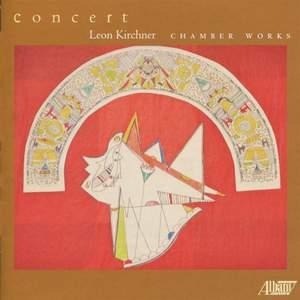 Leon Kirchner: Concert Product Image