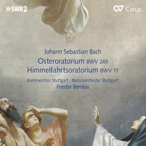 Bach: Easter Oratorio & Ascension Oratorio Product Image