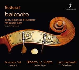 Bottesini: Belcanto Product Image