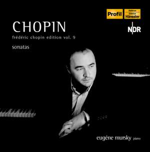 Frédéric Chopin Edition Volume 9 - Piano Sonatas