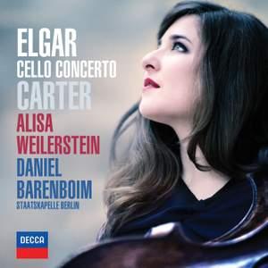 Elgar & Carter: Cello Concertos