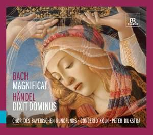Bach: Magnificat & Handel: Dixit Dominus