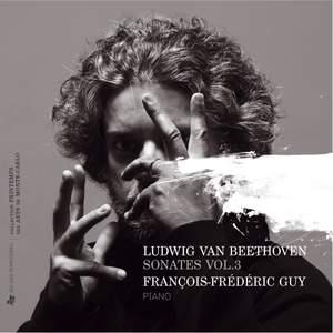 Beethoven: Sonates Volume 3