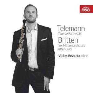 Telemann & Britten: Music for Oboe