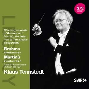 Klaus Tennstedt conducts Brahms & Martinu