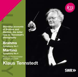 Klaus Tennstedt conducts Brahms & Martinu