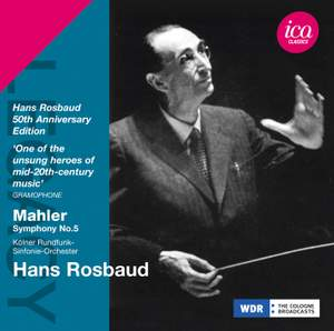 Hans Rosbaud 50th Anniversary Edition