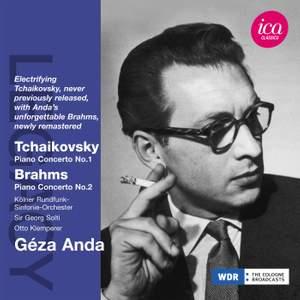 Géza Anda plays Tchaikovsky & Brahms Product Image