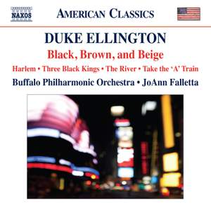 Ellington: Black, Brown, and Beige