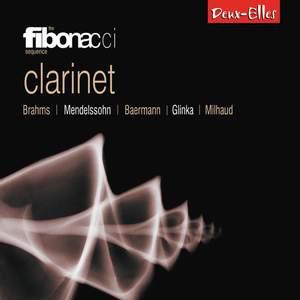 Fibonacci Sequence: Clarinet