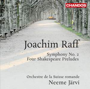 Joachim Raff: Orchestral Works Volume 1 Product Image